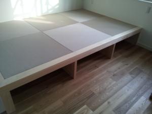 畳のコーナー
